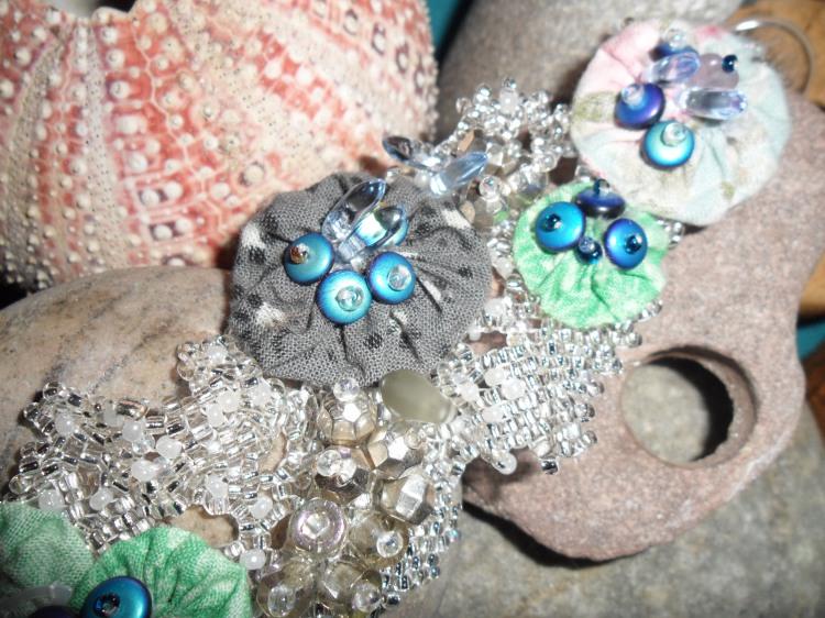 Suffolk Puffs Bracelet